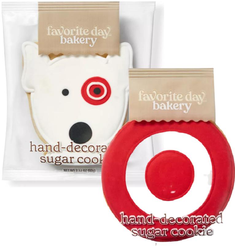 Target Bullseye Sugar Cookies