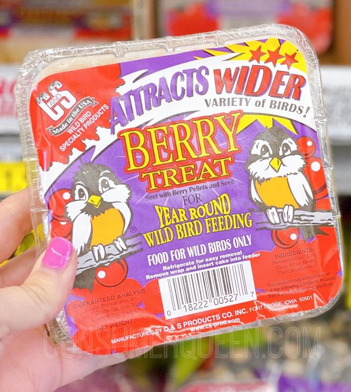 Wild Bird Suet