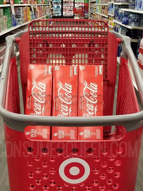 coke 12 Pack Soda