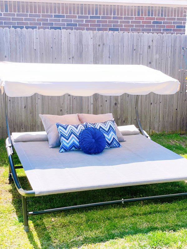 Review: Abba Double Chaise Lounge Hammock Bed