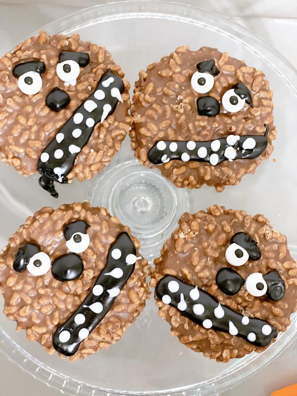 4 Ingredient Wookie Cookie