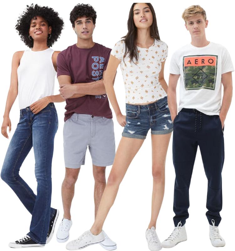 Aeropostale BOGO Jeans & Shorts + More