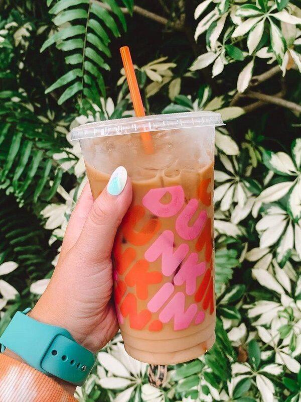 Medium Iced Coffee $1.50 at Dunkin'