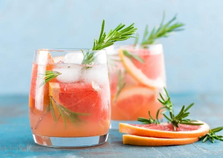 mocktail -non alcoholic drinks recipes