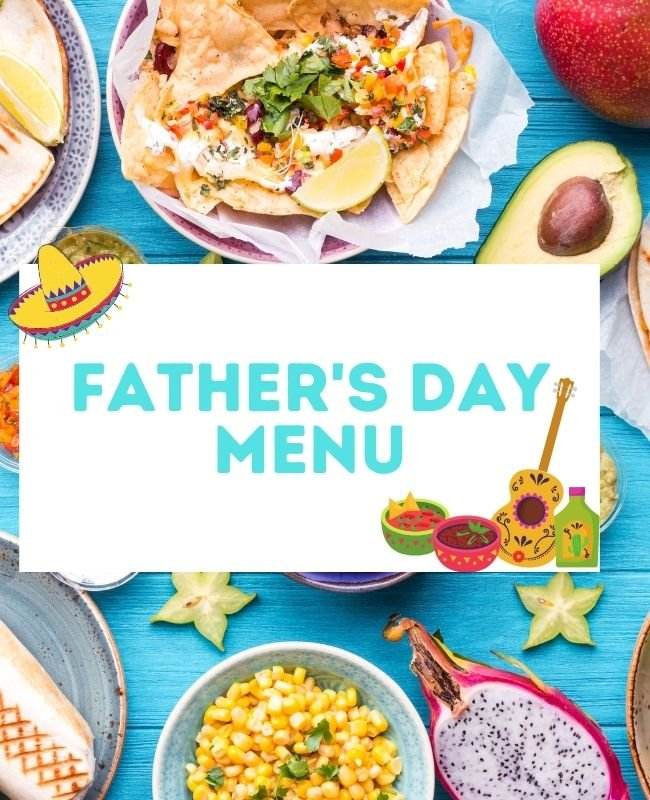 Father's Day Menu with Instant Pot Recipes!