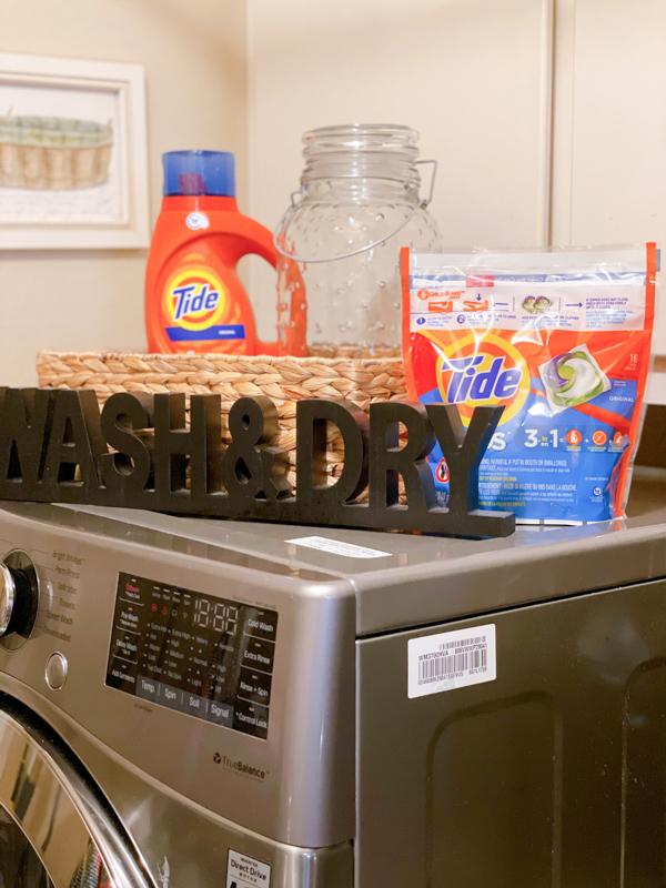 tide laundry