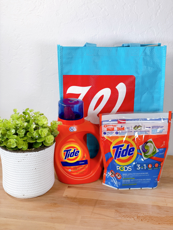 Save on Tide Laundry Care at Walgreens!