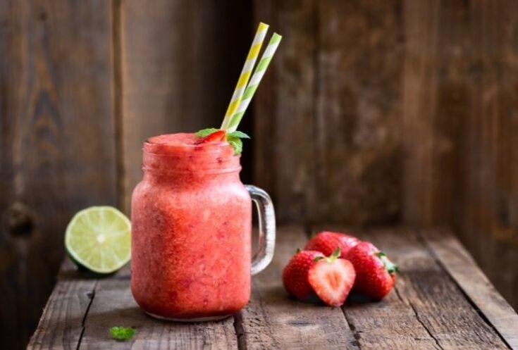 Strawberry Slushie 2