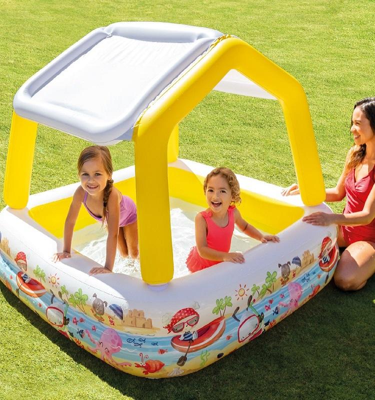 Covered Kids Swimming Pool $28.79 (Reg. $70)