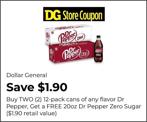 Free Dr Pepper Zero
