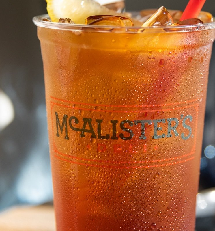 McAlister's Tea Tumbler Giveaway 2021 *EXPIRED*
