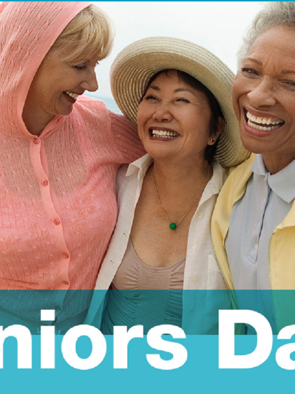 Seniors Day at Walgreens