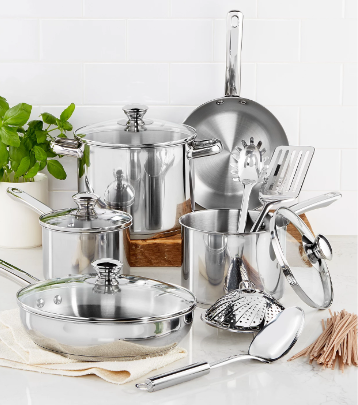 13 Piece Cookware Set $29.99 Shipped *EXPIRED*