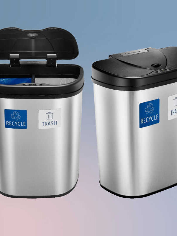 18 Gallon Automatic Trash Can $74.99 Shipped (Reg. $160)