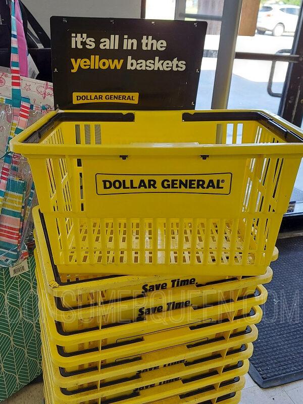 Dollar General 3 Day Sale!