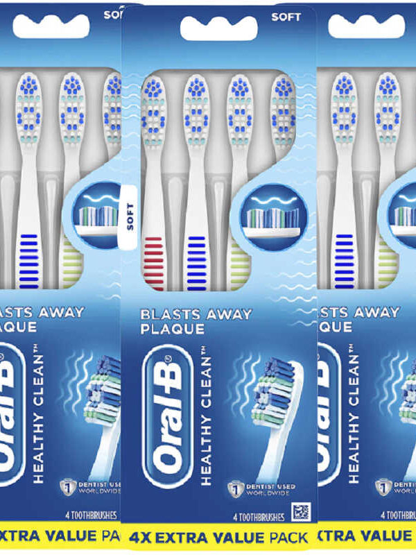 8 Free Oral-B Toothbrushes at Walgreens!