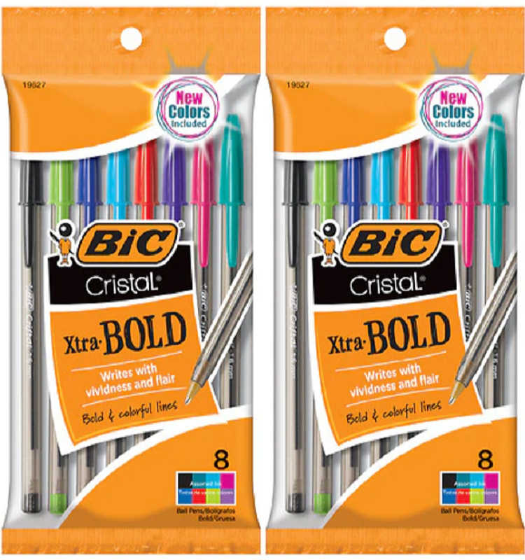Bic Cristal Pens 35¢ at Walgreens