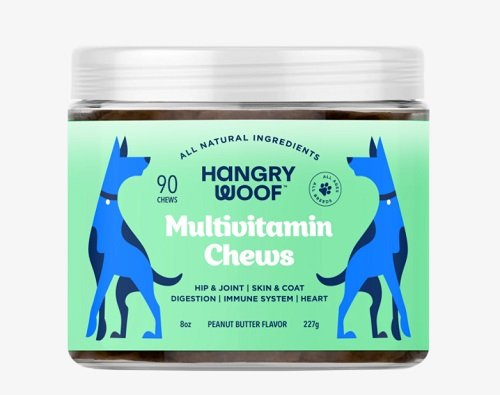 HangryWoof Vitamins for Dogs