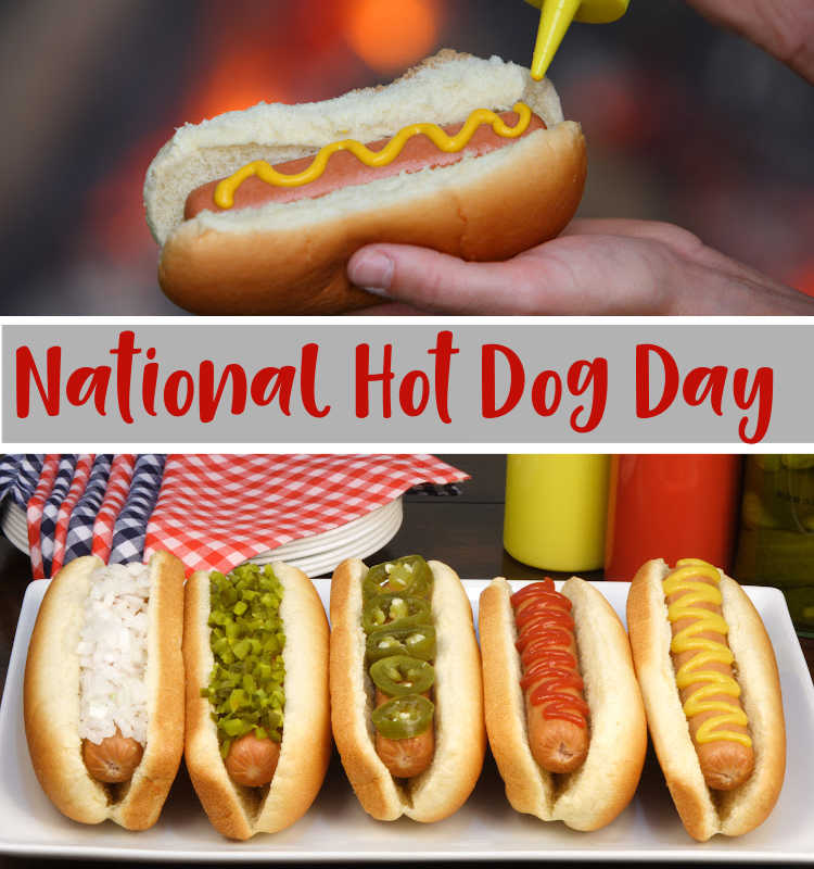 National Hot Dog Day Discounts