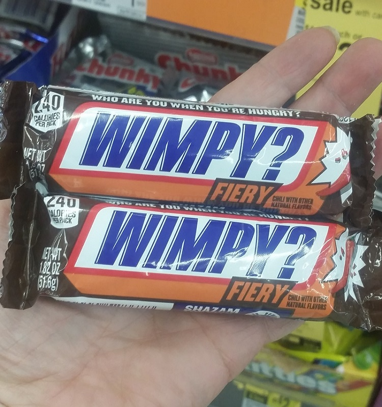 Snickers and Twix 63¢ at Walgreens