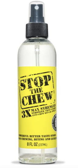 Stop the Chew Spray for Dogs