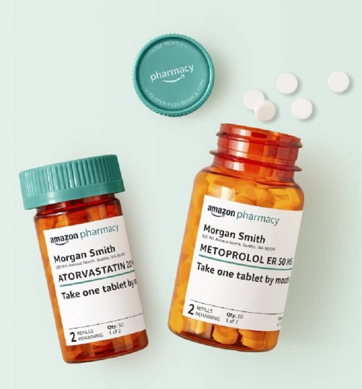 New Pharmacy Program for Prime Members!