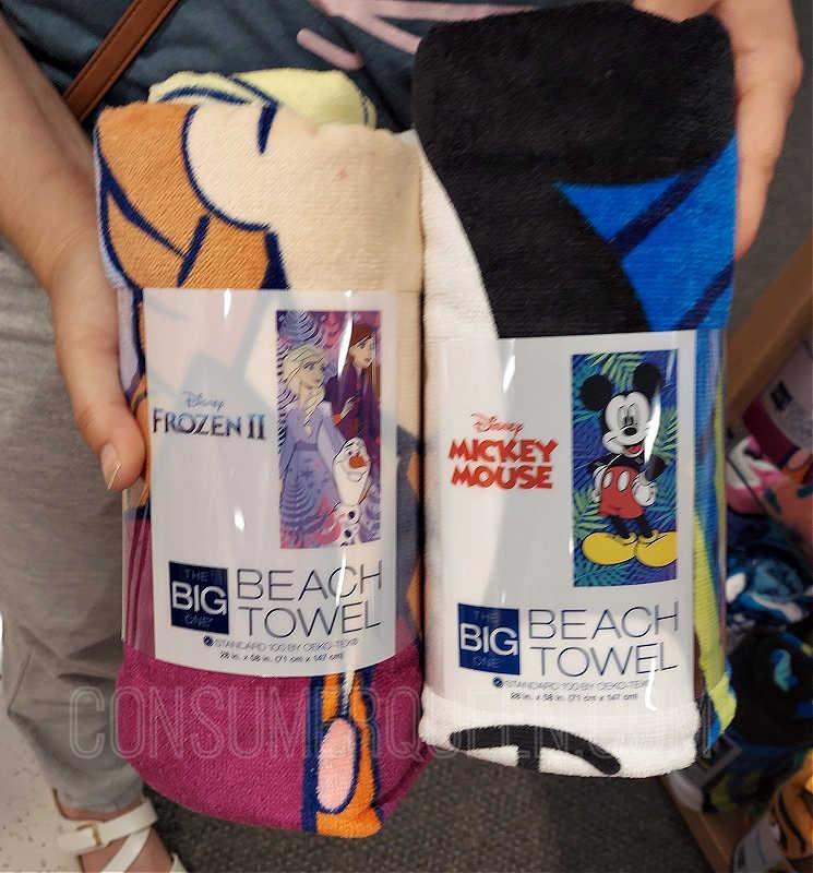 The Big One Beach Towels – Disney & More $8.49 (Reg. $24)
