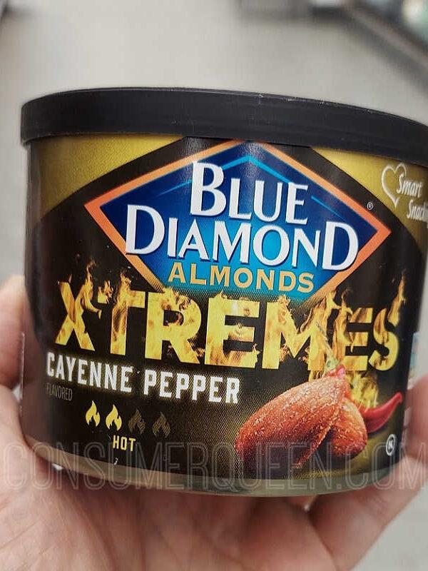 Blue Diamond Almonds Xtremes $1.17 at Walgreens!