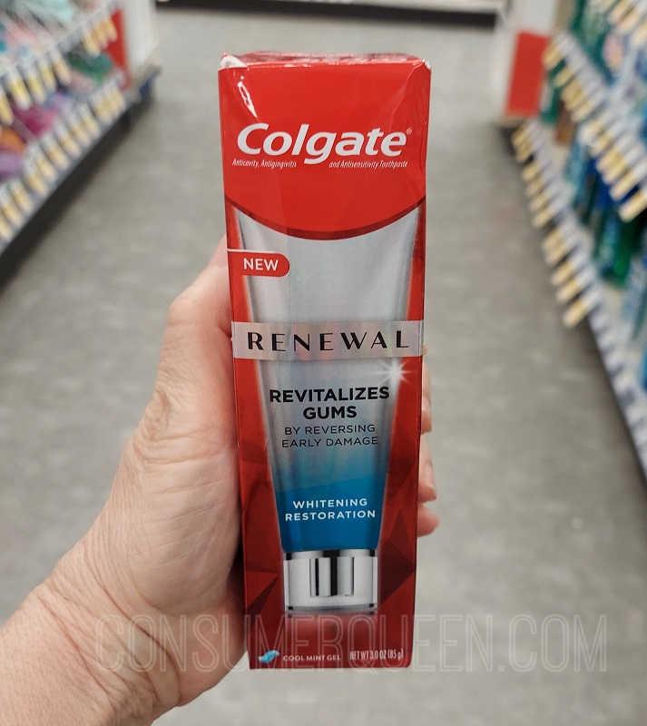 Colgate Gum Renewal