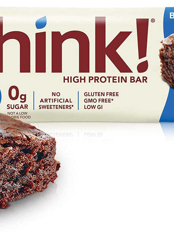 FREE Sample of Think! High Protein Bar!