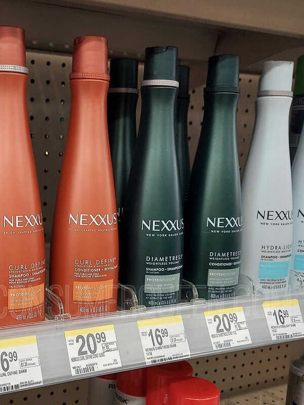 Nexxus Shampoo Only $1.09 at Walgreens