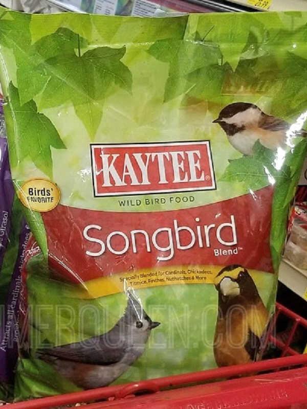 Kaytee Wild Bird Food $10.99 at Ace (Reg. $16.99)