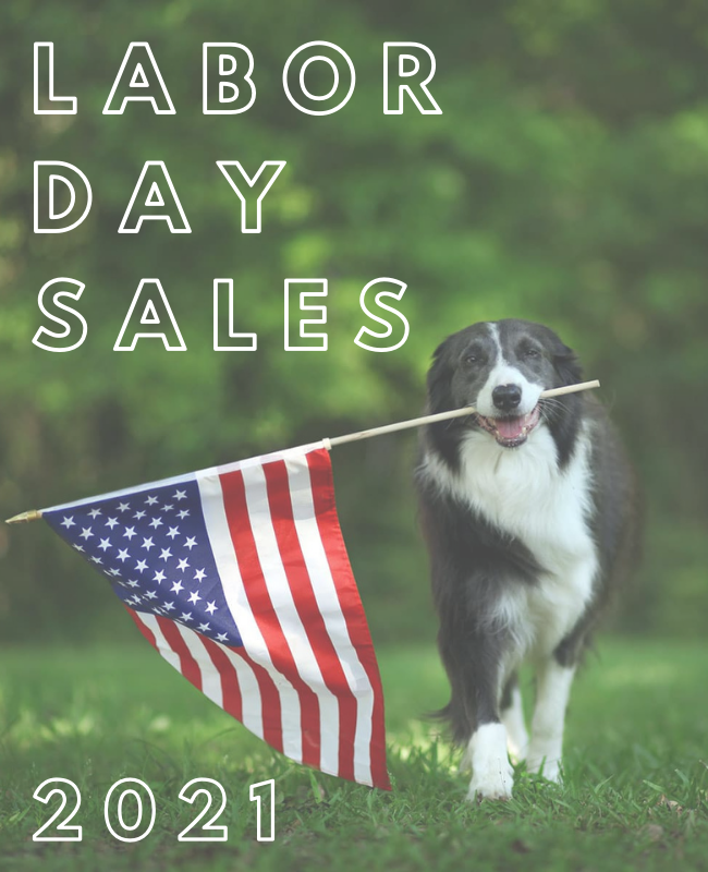 Labor Day Sales with Rebaid