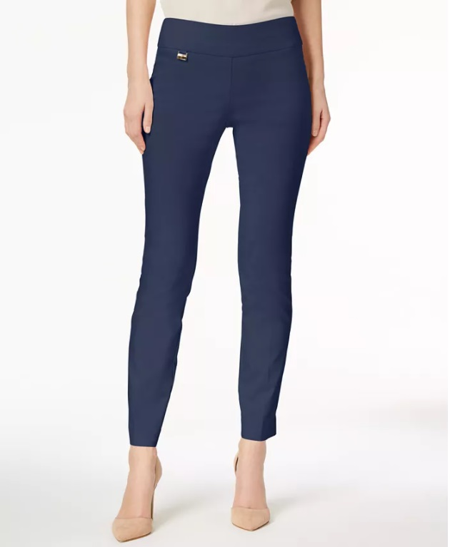 macys skinny pull on pants - sale for macy's ultimate shopping event