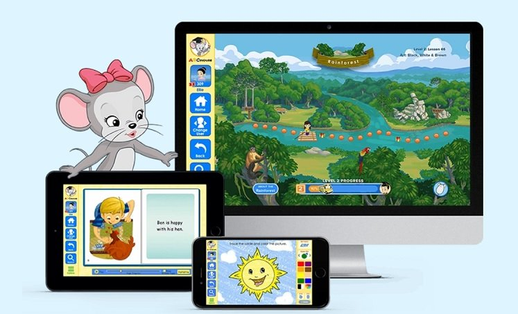 ABC Mouse Learning Academy – 1 Month Free