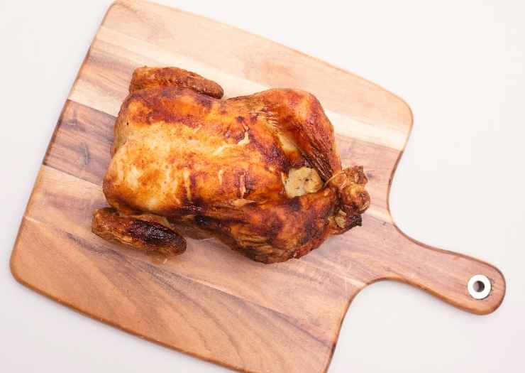Crock Pot BBQ Chicken