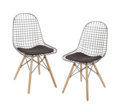 Walmart Deals – 2 Pack Industrial Chairs $79