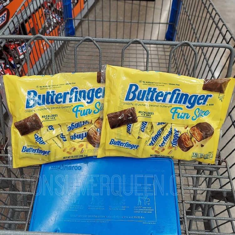 Butterfinger Fun Size Candy $1.31 (Reg. $3.48)
