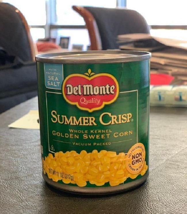 Del Monte Summer Crisp Corn 69¢