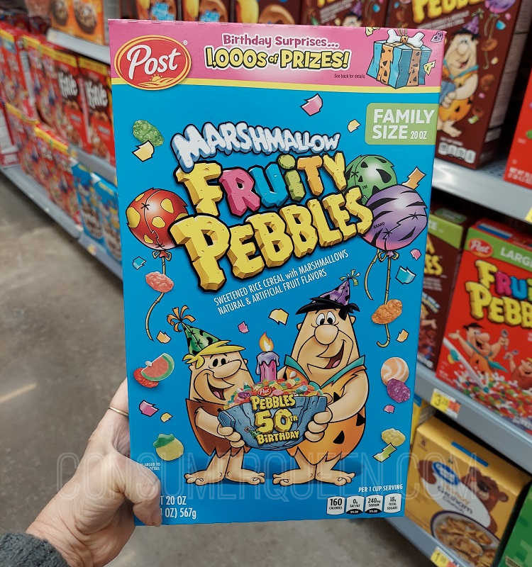 Marshmallow Fruity Pebbles as Low as FREE!
