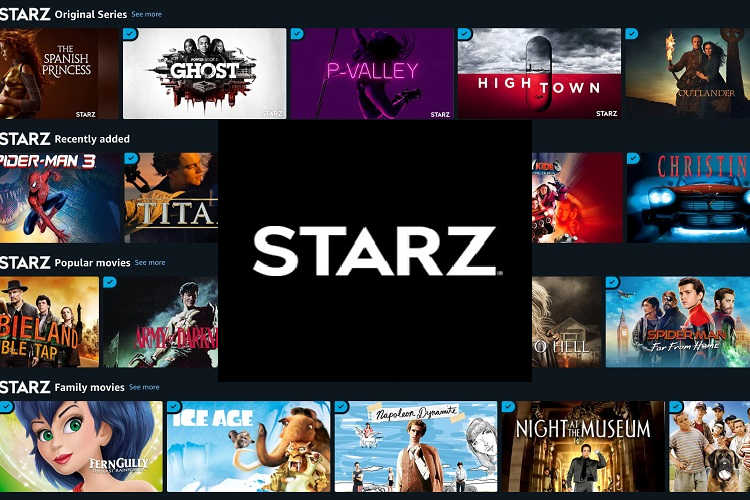 Subscribe to STARZ – Just $3 a Month (First 3 Months)