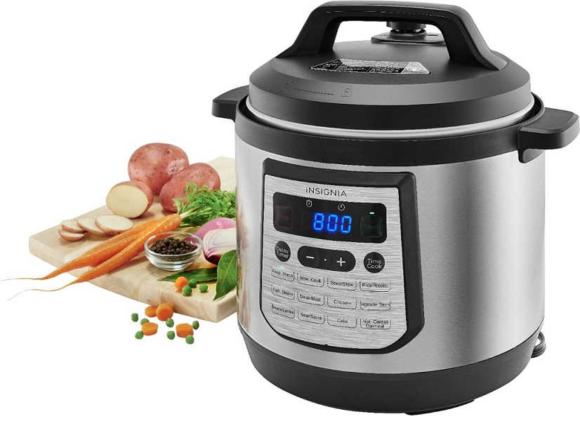 8 Quart Pressure Cooker $39.99 Shipped (Reg. $120) – Black Friday Price!