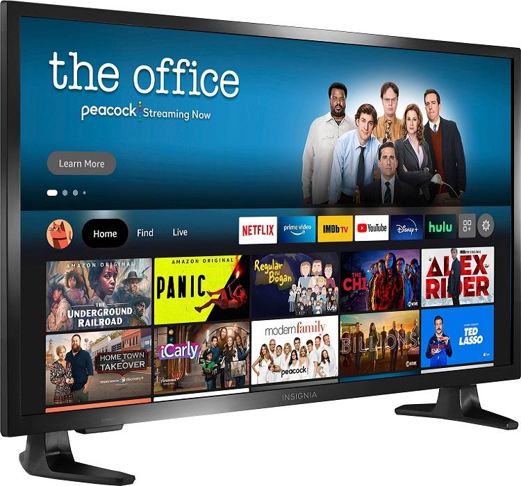 Insignia 32 Inch Smart Fire TV $149 Shipped (Reg. $200) – Black Friday Price
